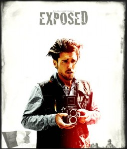 EXPOSED movie poster 2014