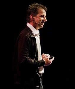 Sander Veeneman Ted X Rotterdam