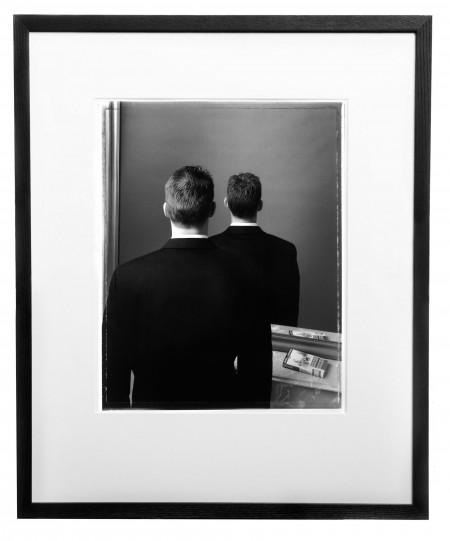 Frank & Ronald de Boer by Sander Veeneman